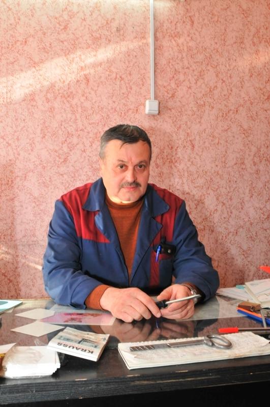 Пономарёв Владимир Григорьевич